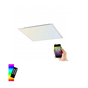 Smart Home Lampe als LED Panel