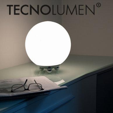 Stilvoll beleuchten die Design-Kugelleuchten von Tecnolumen