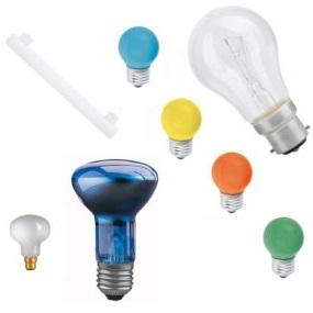 Speziallampen, wie stoßfeste Lampen und viele mehr