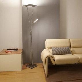 Lichtstarke LED-Deckenfluter zur indirekten Beleuchtung