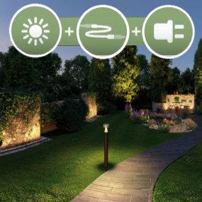 Plug & Shine LED Beleuchtungssystem von Paulmann