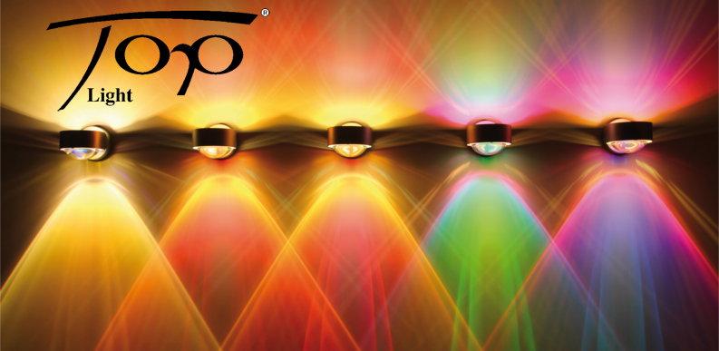 Leuchtenserie Puk zur individuellen Gestaltung